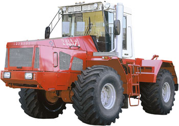 трактор К-702, К-703