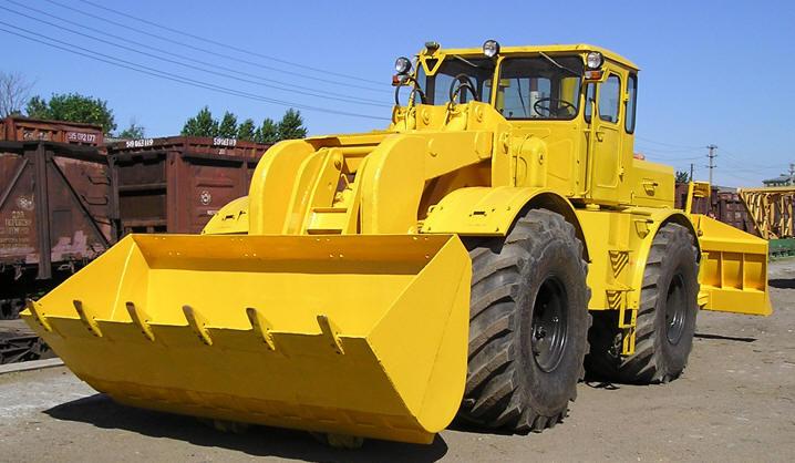 погрузчик К-702, К-700А, К-701, К-703, К-744, запчасти, трактор К-700А,