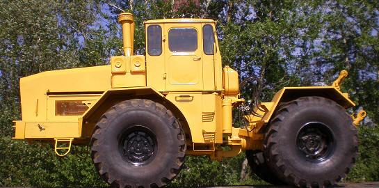 Техническое описание и инструкция по эксплуатации тракторов К-700А, К-701, К-702, К-744, УДМ, БКУ