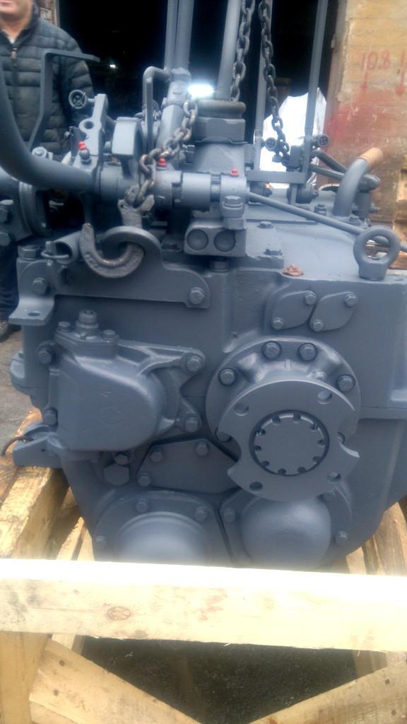 Коробка передач КПП трактор Кировец — К-700А, К-701, К-702 ПК-6 700А.17.00.000, 276.5015-17.00.000